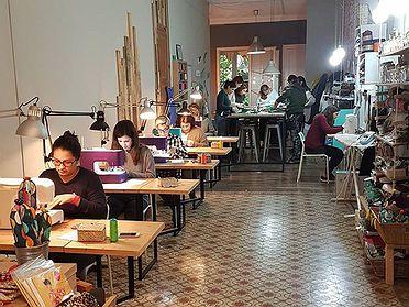 Tiendas taller para coser en Barcelona