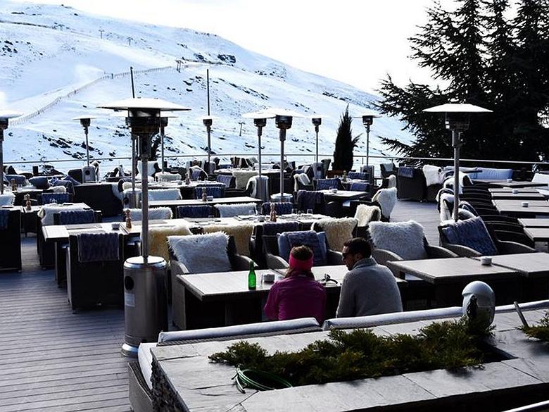 Hoteles de nieve para los que no esquían