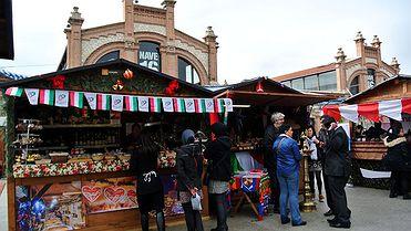 Mercadillos navideños en Madrid: La Navideña