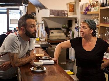 Los restaurantes favoritos de Iván Domínguez ('Alborada')