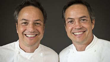 Los restaurantes favoritos de los hermanos Torres ('Dos Cielos')