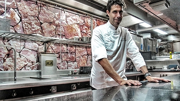 Los restaurantes favoritos de Fernando Pérez Arellano ('Zaranda')