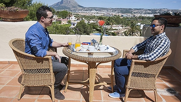 Hotel 'El Rodat' (Jávea Xàbia, Alicante)