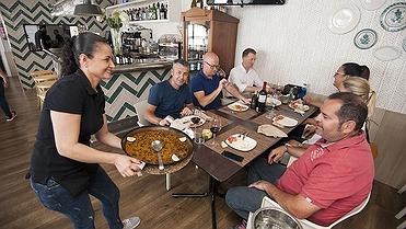 Restaurante 'Trinquet' (Jávea): arroces en Alicante
