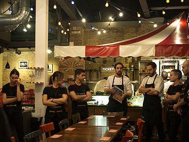 Restaurante 'Tickets' (Barcelona) de Albert Adria: nuevo 3 Soles Repsol 2017