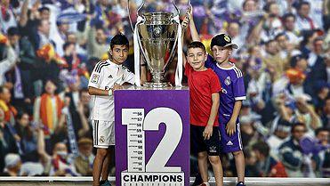 Tour turístico por el Bernabéu (Real Madrid)