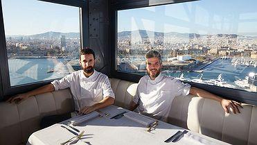 Restaurante 'Torre de Alta Mar' (Barcelona)