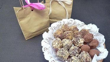 Recetas de trufas de chocolate originales