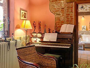Un hotel a ritmo de jazz