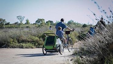 El Delta del Ebro en bicicleta