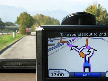 Uso correcto del GPS