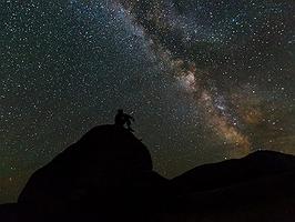 Cuatro destinos para cazadores de estrellas