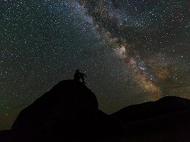 Los mejores lugares para ver estrellas en España