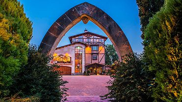 Visita al Centro Villa-Lucía, en Laguardia (Rioja Alavesa)