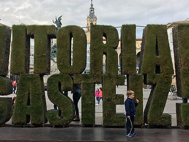 Ruta con niños por Vitoria