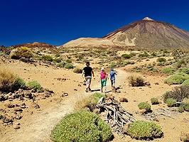 Ruta volcánica para celebrar el Día de la Tierra