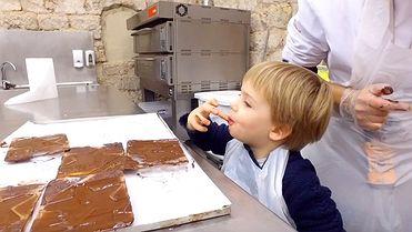 Talleres en el Museu de la Xocolata (Barcelona)
