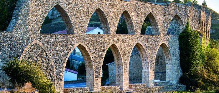 Acueducto de Morella.