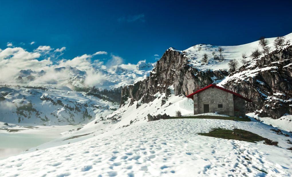 ¿Austria o los Picos de Europa?