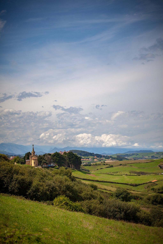 Vistas del pueblo de Ruiloba (Cantabria). Foto: Foto: @jaime_gmh.