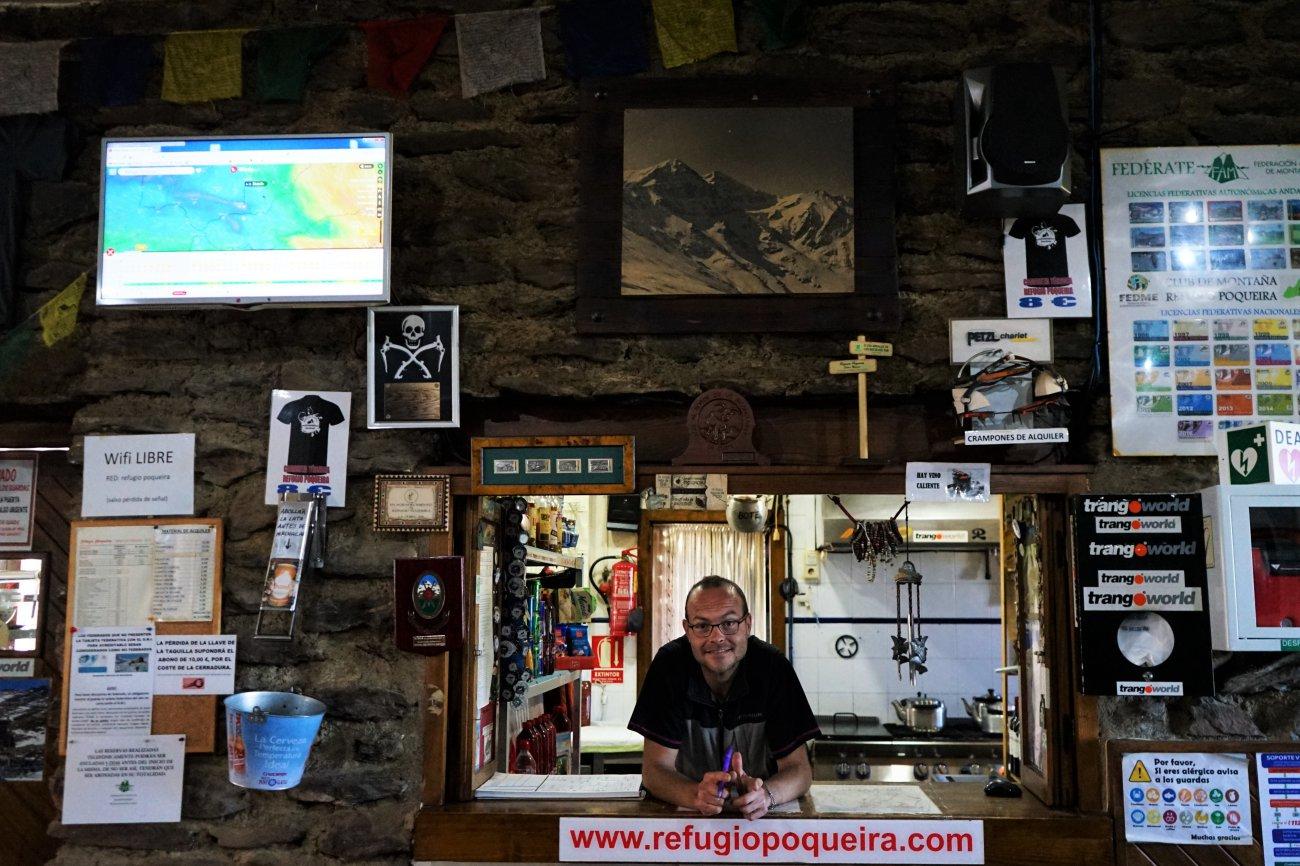 Ascenso al Mulhacén: Refugio de Poqueira