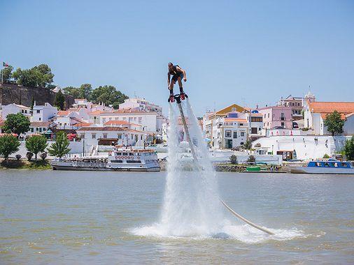 Escapada a Sanlucar de Guadiana (Huelva)
