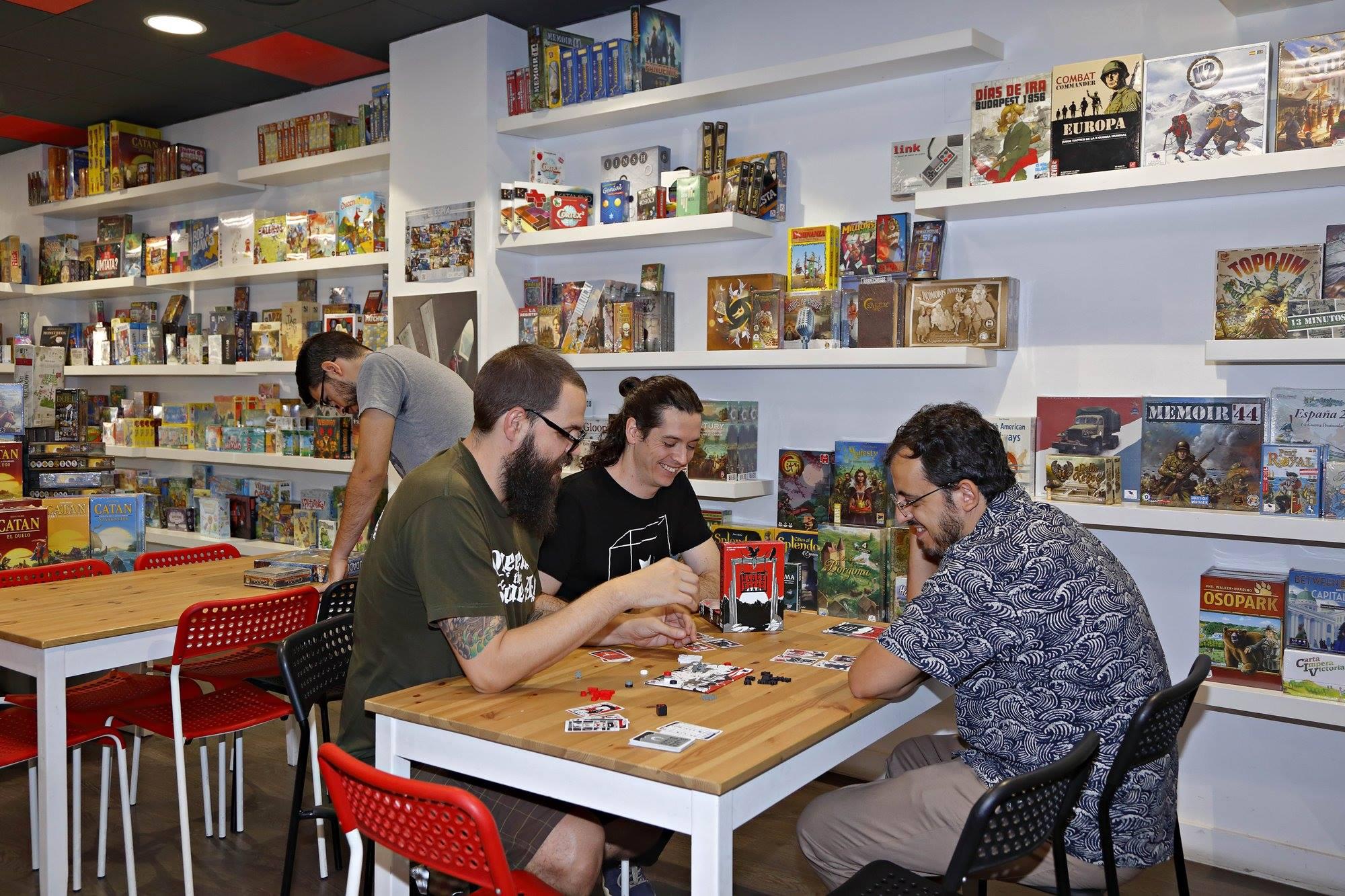 'Zacatrús' cuenta con una zona en la que probar los juegos e incluso hacer torneos.