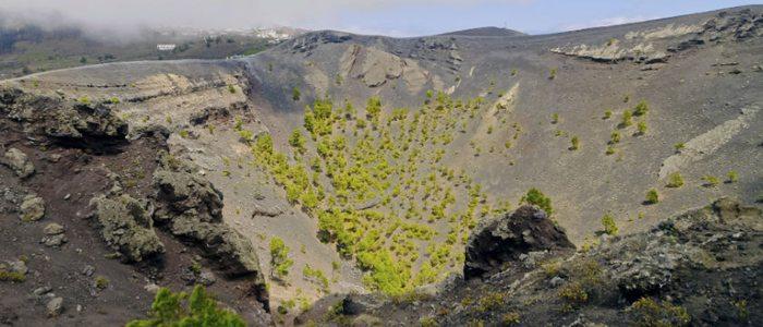 Volcán San Antonio.