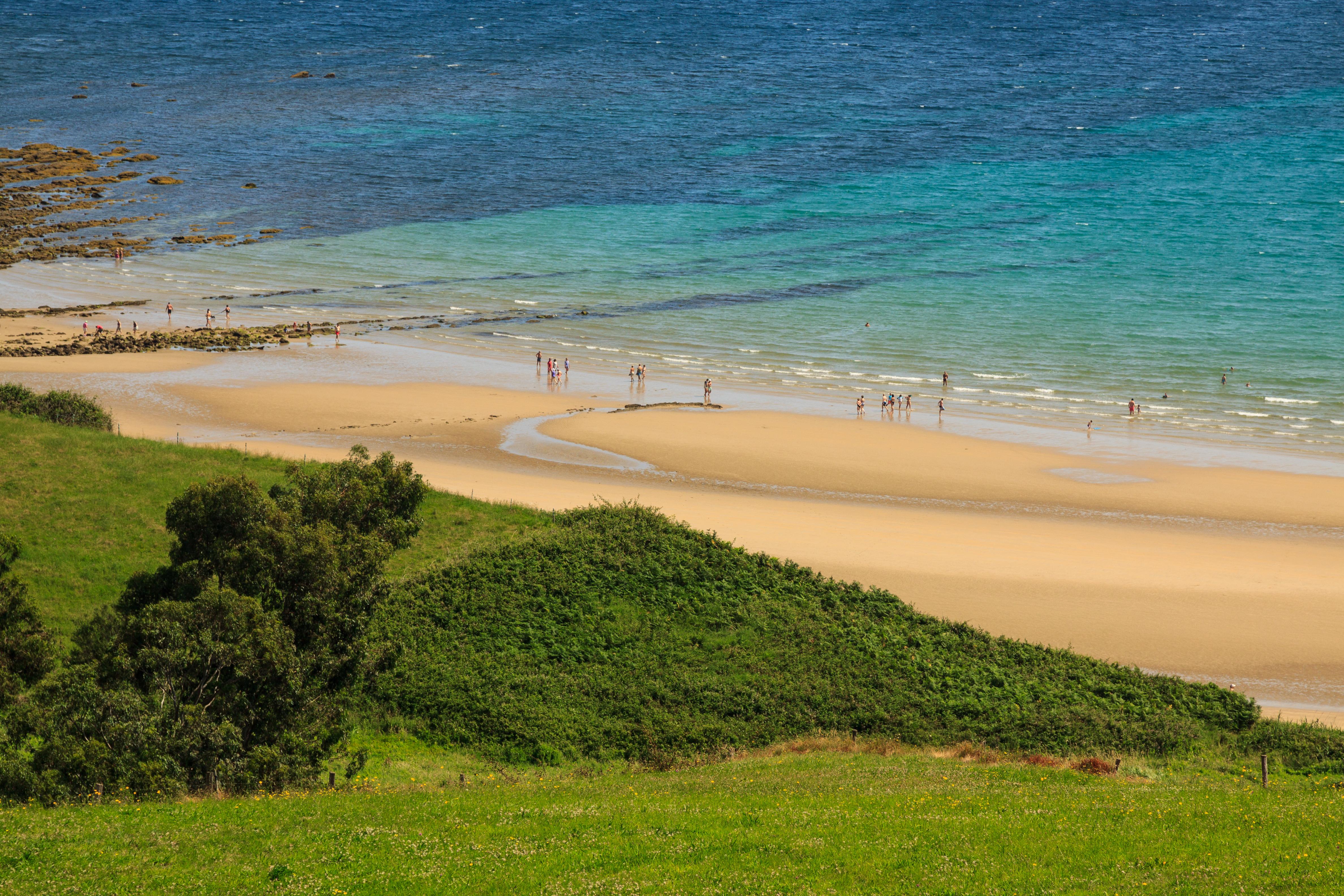 Es uno de los ecosistemas dunares vírgenes del litoral Cantábrico. Foto: Shutterstock.