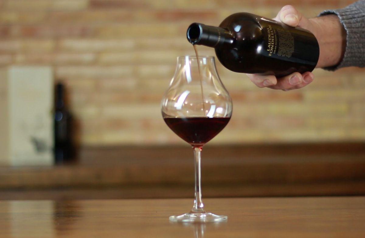 El vino dulce que conquistó a Defoe y Shakespeare. Foto cedida por Bodegas Bocopa.