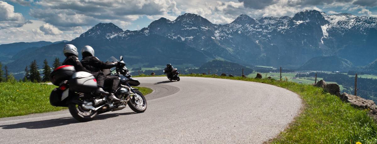 Viajes en moto.