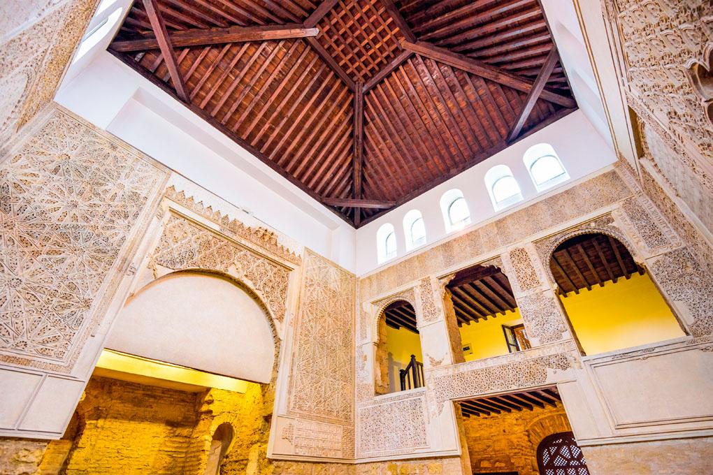 El interior de la Sinagoga. Foto: Sean Pavone. Shutterstock.