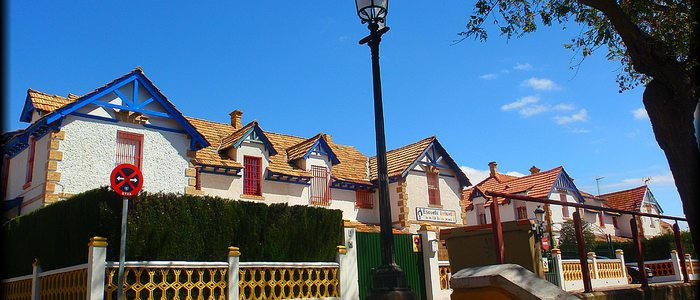 Barrio de la Victoria, Huelva / Flickr: José A.