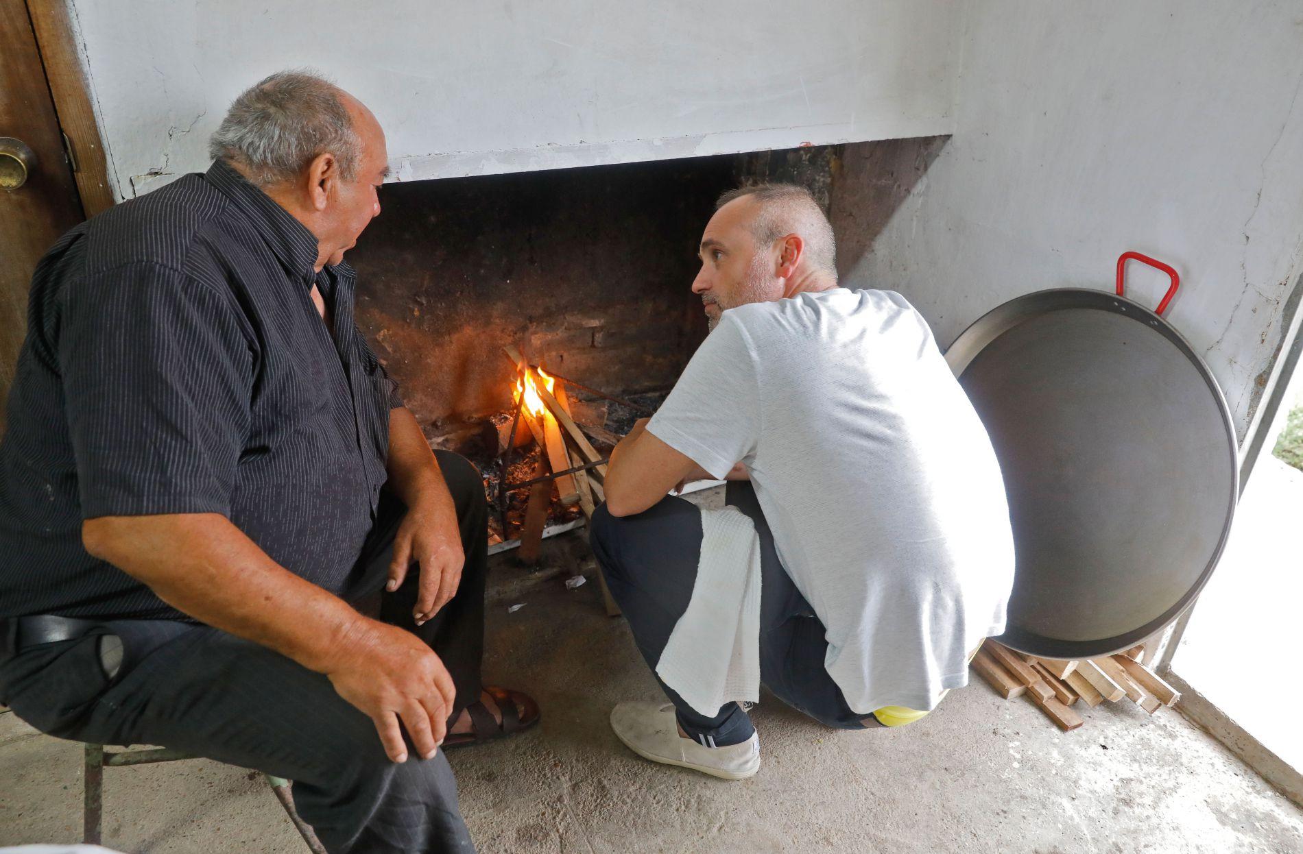 Arroces 'Molino Roca': Rodrigo de la Calle y el tio Vicent