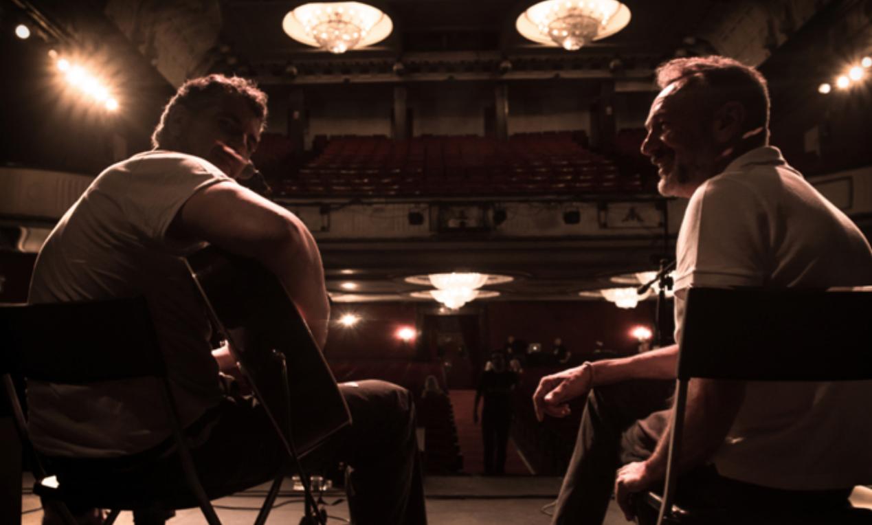 Un momento en el Teatro Compac. Foto: Rafa Abia.