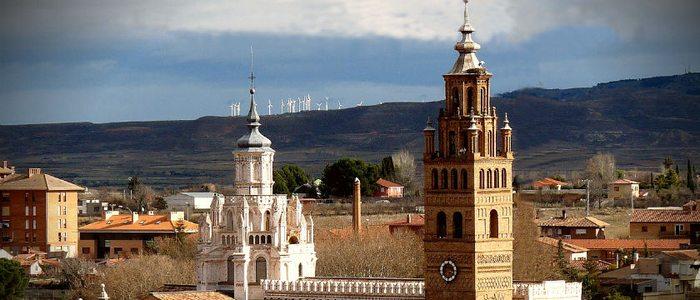 Catedral de Tarzona. / Cedida por: Exmo. Ayto. de Tarazona