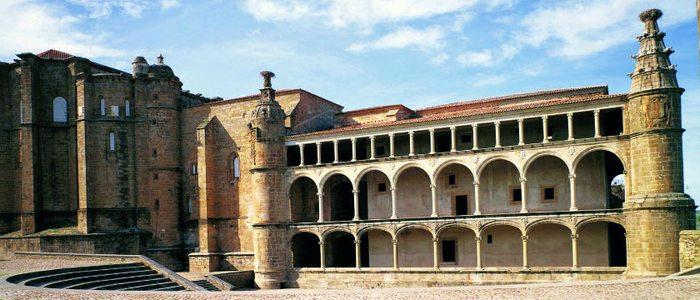 Convento de San Benito, Alcántara.