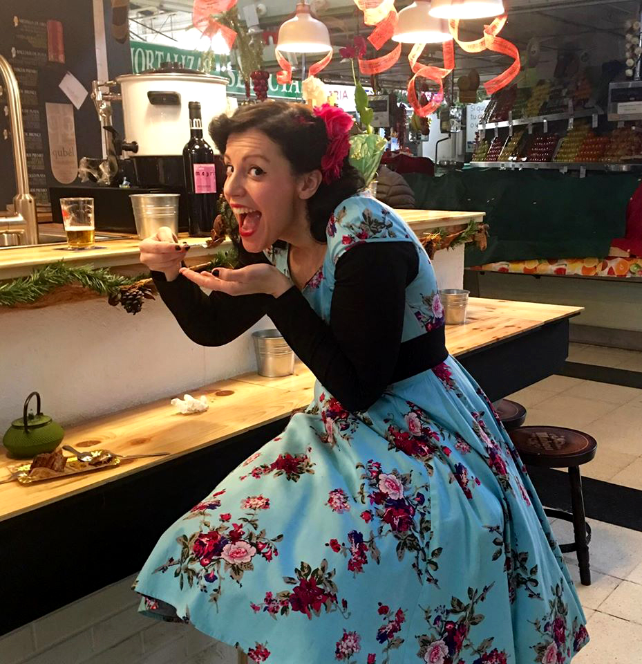 Cañas, vinos y tapitas en Al vino pan, y viceversa. Foto: Facebook.