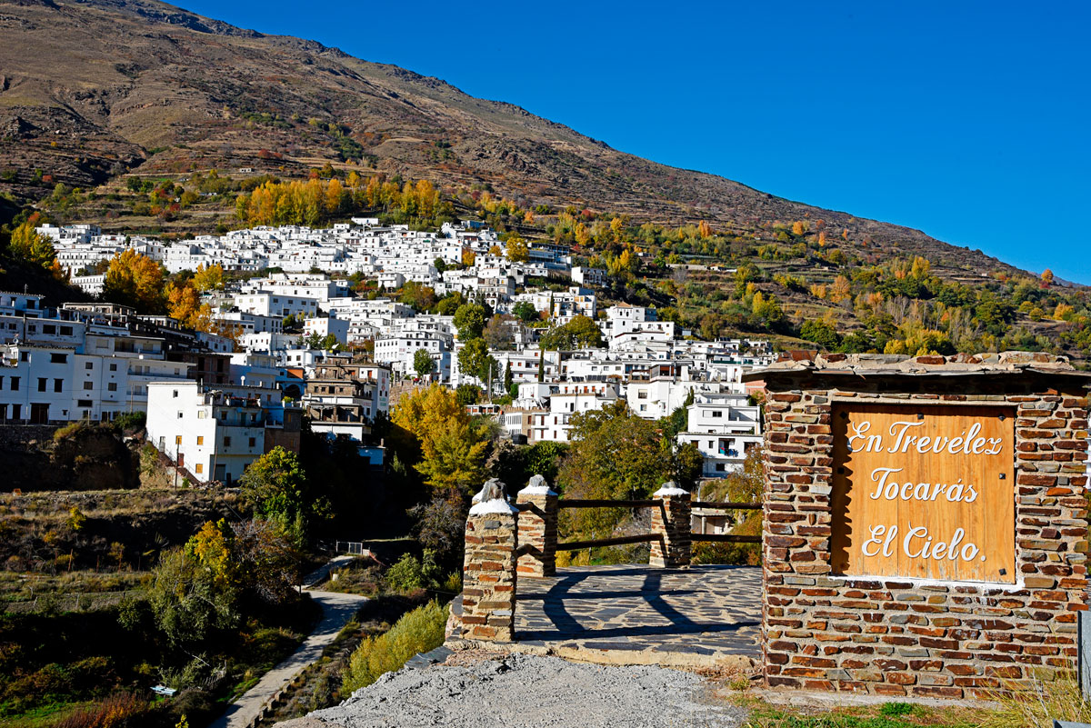Alpujarras - TrévelezTrevélez siempre se merece una escapada. Foto: shutterstock.