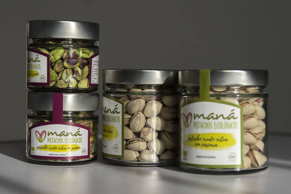 El pistacho, más que una moda, un placer saludable.