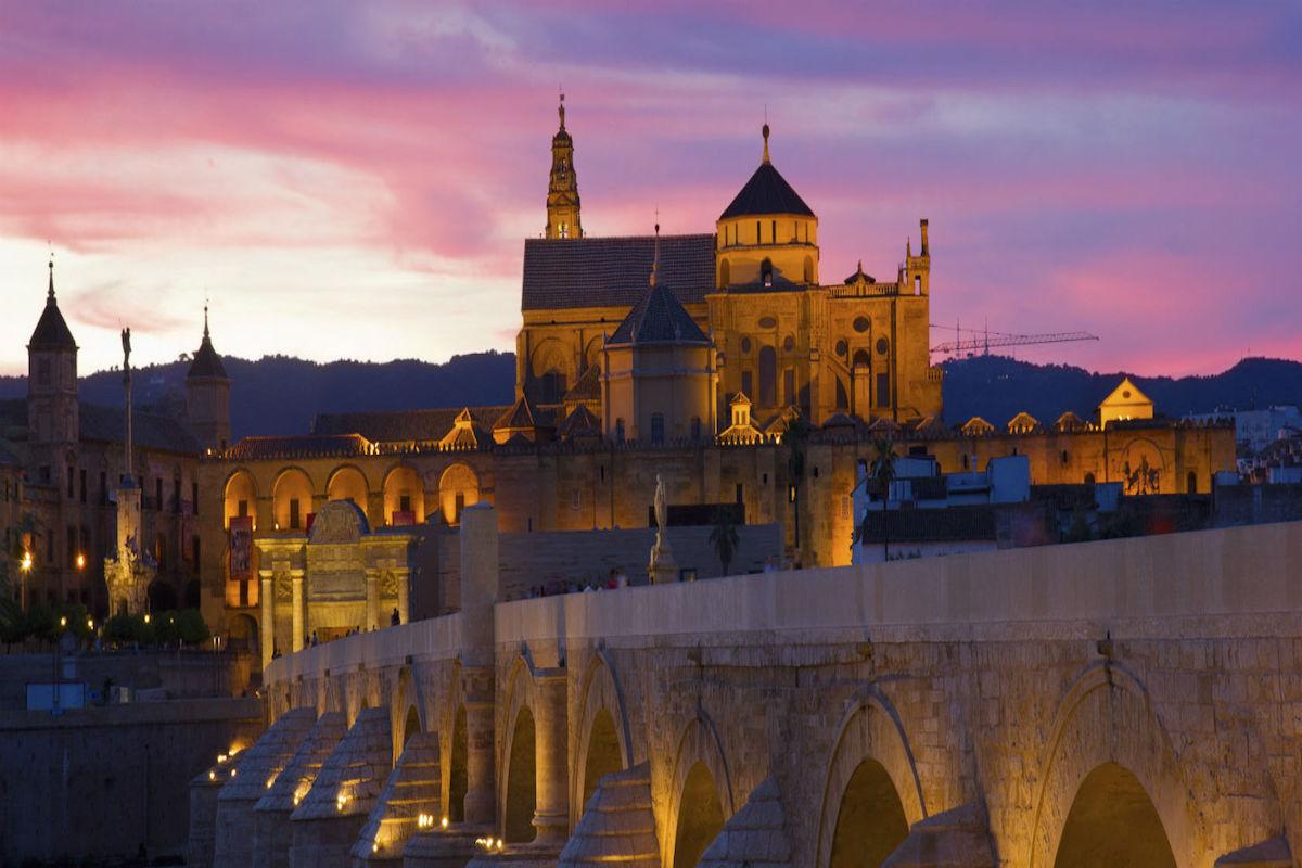 Panorámica de Córdoba.