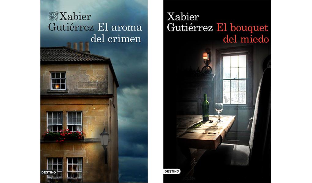 Después de sus libros de cocina, Xabier Gutiérrez se aventura con novelas gastronómicas negras. Fotos: cortesía Planeta.