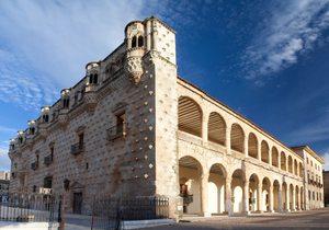 Palacio del Infantado. Foto: Nacho Abascal. Cedida por: Ayuntamiento de Guadalajara.