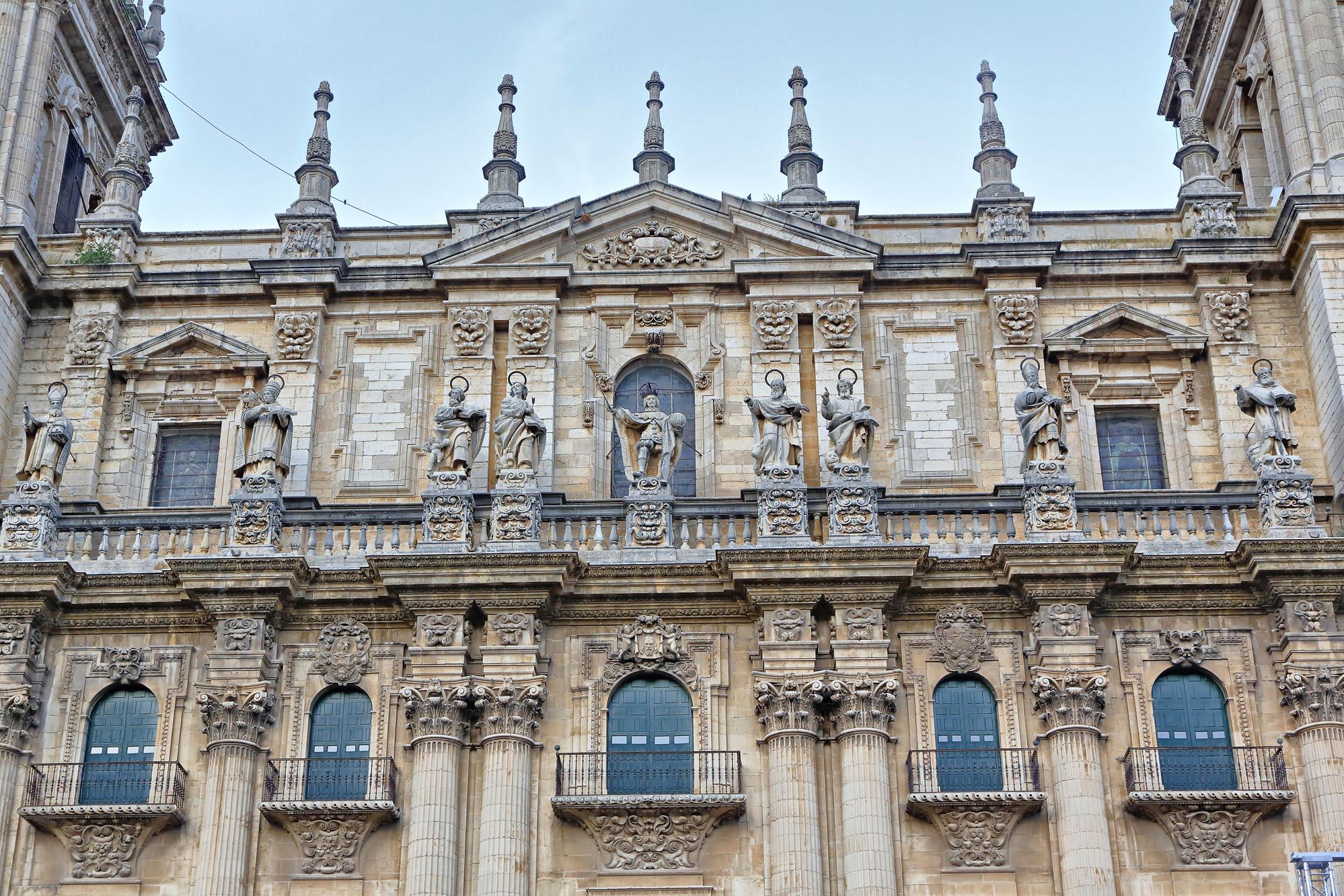 La catedral de Jaén sirvió de inspiración a otras catedrales que se levantaron en países como México, Perú o Colombia.