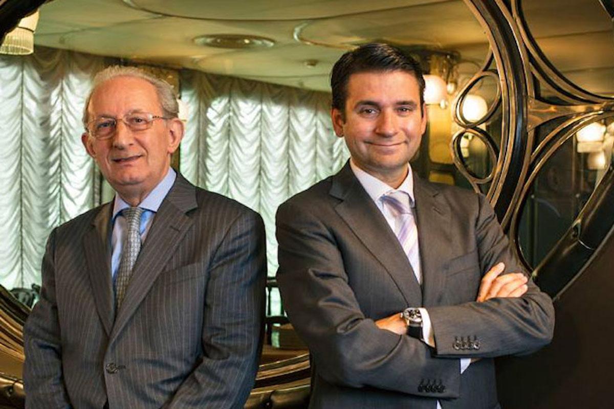 José y Pere Monje. Foto: Vía Veneto. Facebook.