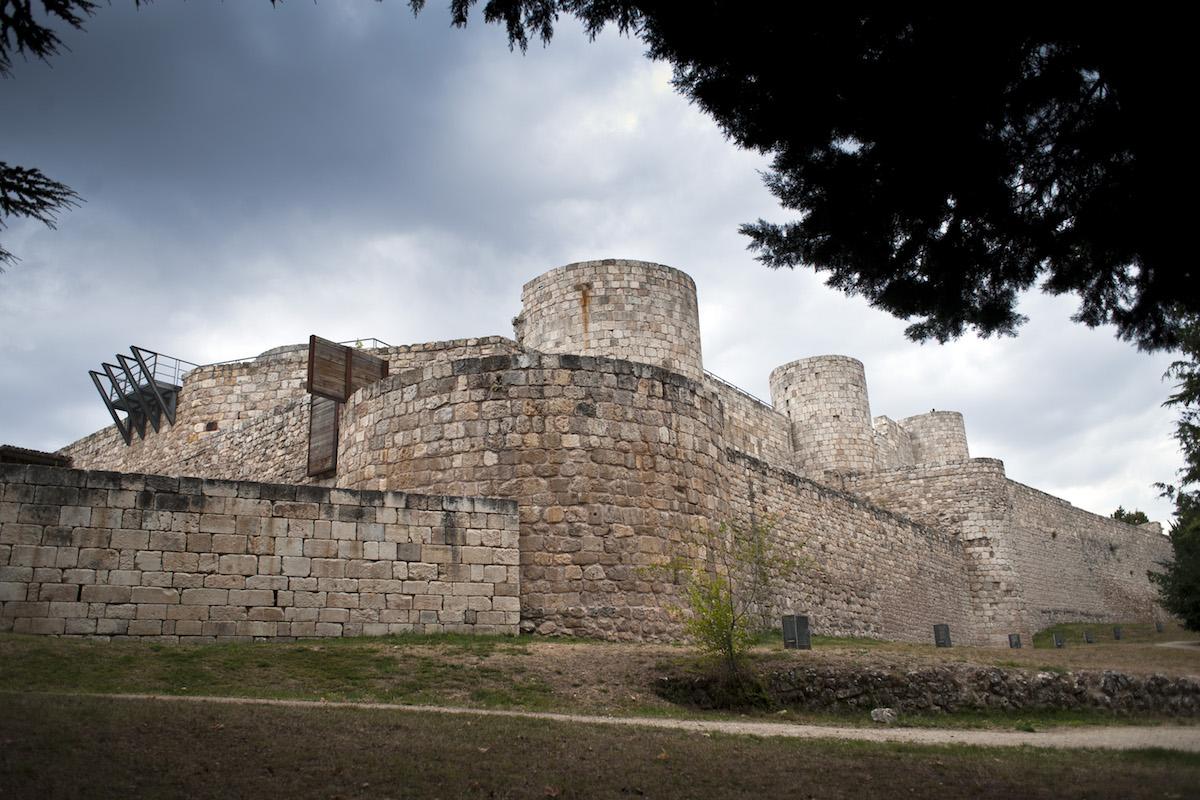 Castillo. Foto: Turismo de Burgos.