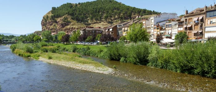 Río Najerilla.