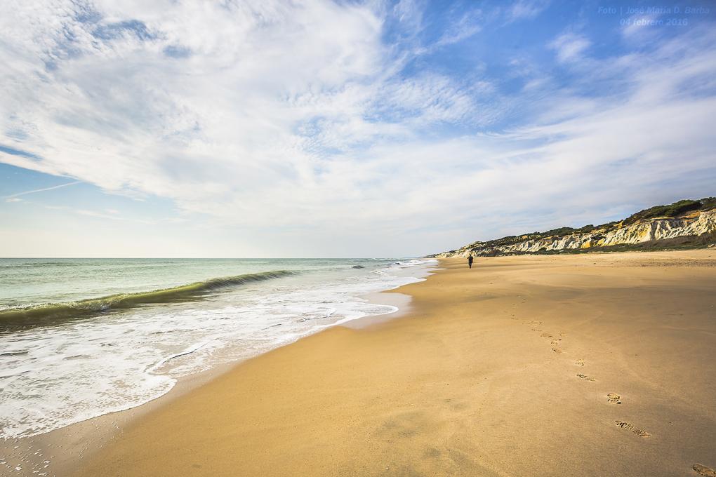 Playa de Cuesta Maneli.