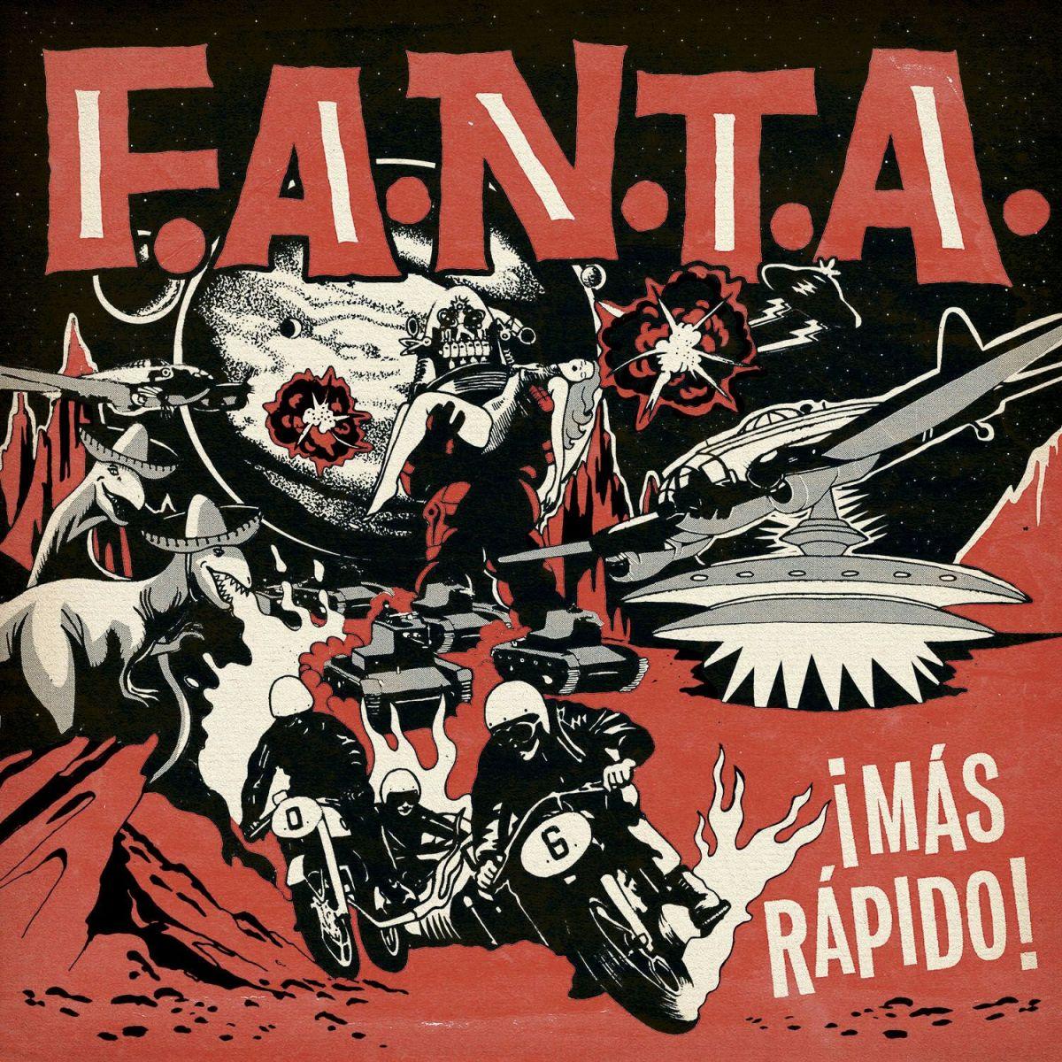 La portada es obra de la ilustradora Carme Morgendoffer. Foto: F.A.N.T.A.