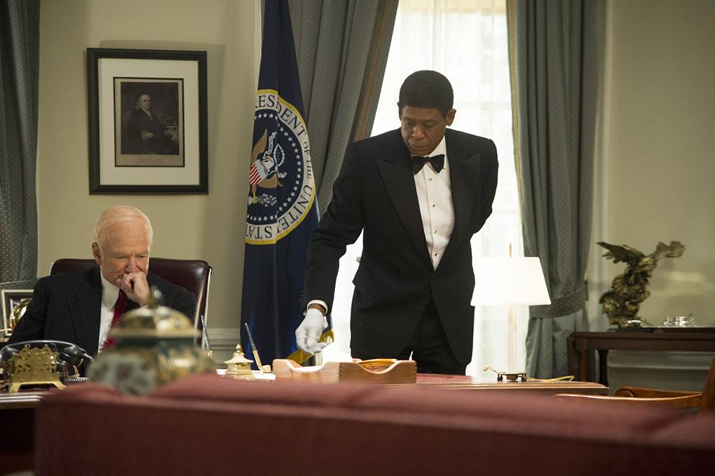 'El mayordomo', una película referente para muchos jefes de sala de hoy.
